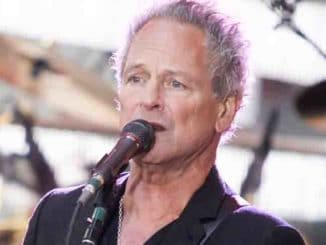 "Lindsey Buckingham - Fleetwood Mac in Concert on NBC's ""The Today Show"" at Rockefeller Plaza in New York City - October 9, 2014"