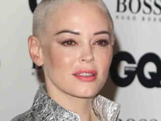 Rose McGowan - GQ Men of the Year Awards 2018
