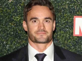 Thom Evans - 2015 Daily Mirror Pride of Sport Awards
