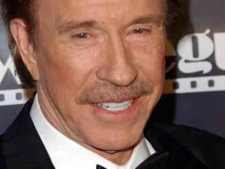Chuck Norris - 17th Annual Movieguide Awards Gala