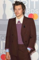 Harry Styles - The BRIT Awards 2020 - Red Carpet Arrivals
