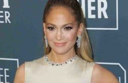 Jennifer Lopez - 25th Annual Critics' Choice Awards