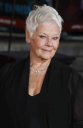 "Judi Dench - ""Murder on the Orient Express"" World Premiere"