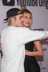 "Justin Bieber, Hailey Bieber - YouTube Originals' ""Justin Bieber: Seasons"" TV Series Los Angeles Premiere - Arrivals"