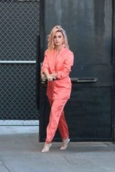 Katy Perry - Celebrity Sightings in Los Angeles on February 12, 2020