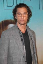 "Matthew McConaughey - HBO's ""True Detective"" TV Series"