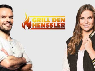 Steffen Henssler und Laura Wontorra - Grill den Henssler