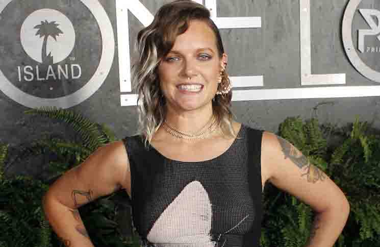 Tove Lo - Primary Wave Music + Island Records 2020 Pre-Grammy Party Powered by Mastercard Photocall