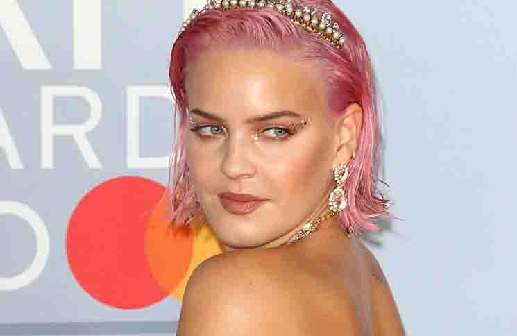 Anne Marie - The BRIT Awards 2020 - Red Carpet Arrivals