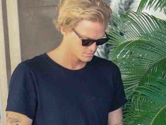 Cody Simpson Sighted in Los Angeles on August 22, 2018
