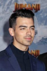 "Joe Jonas - ""Jumanji: The Next Level"" World Premiere"