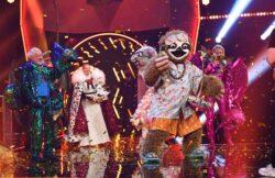 """Faultier Tom Beck gewinnt """"The Masked Singer"""""""