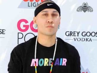 Taboo of The Black Eyed Peas DJ Set in Concert at Go Pool Dayclub in Las Vegas - May 5, 2018