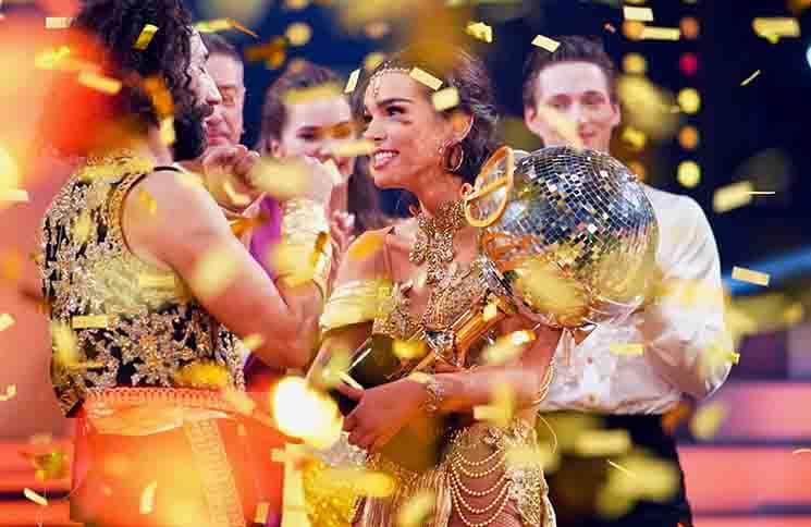Lili Paul-Roncalli und Massimo Sinató - Let's Dance - Das große Finale
