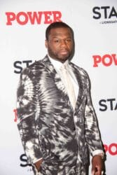 """50 Cent - Starz's """"Power"""" TV Series Season 6 Final Season Premiere"""