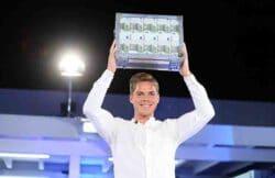 """Big Brother"" 2020 Gewinner Cedric"