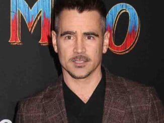 "Colin Farrell - Disney's ""Dumbo"" World Premiere"