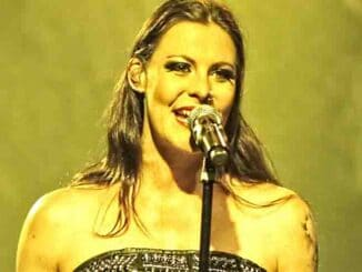 Floor Jansen - Iced Earth, Sabaton & Revamp in Concert at Revolution Live in Fort Lauderdale - April 25, 2014