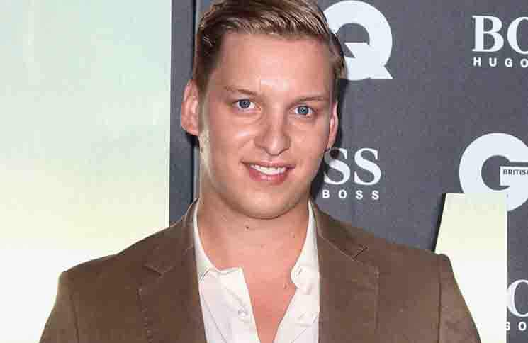 George Ezra - GQ Men of the Year Awards 2019 - Arrivals