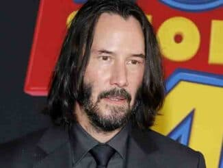 "Keanu Reeves - ""Toy Story 4"" Los Angeles Premiere"