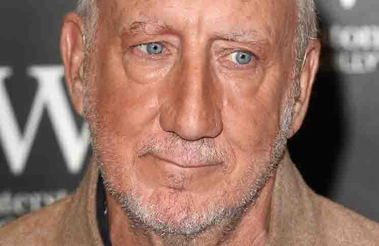 """Pete Townshend """"The Age of Anxiety"""" Book Signing at Waterstones Piccadilly"""