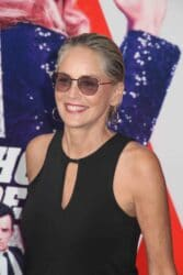 "Sharon Stone - ""The Spy Who Dumped Me"" Los Angeles Premiere"