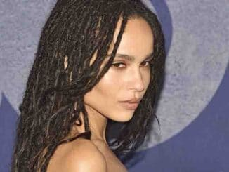 "Zoe Kravitz - ""Big Little Lies"" Season 2 New York City Premiere"
