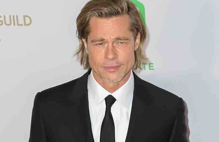 Brad Pitt - 31st Annual Producers Guild Awards Proudly Supported by GreenSlate