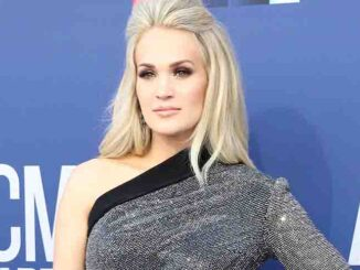 Carrie Underwood - 54th Academy Of Country Music Awards