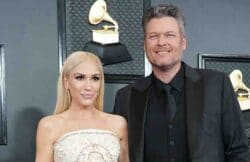Blake Shelton and Gwen Stefani - 62nd Annual GRAMMY Awards