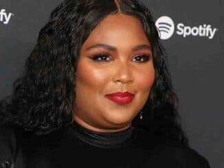 Lizzo - Spotify Best New Artist 2020 Party