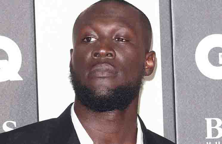 Stormzy - GQ Men of the Year Awards 2019