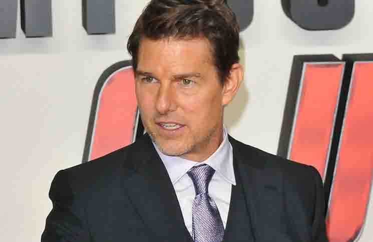 """Tom Cruise - """"Mission: Impossible - Fallout"""" UK Premiere"""