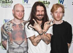 Biffy Clyro in Concert at Radio 104.5's Performance Theatre in Bala Cynwyd - April 14, 2017