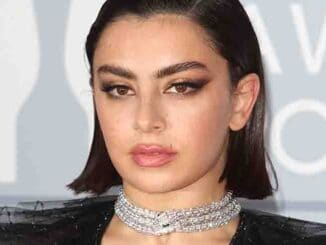 Charli XCX - The BRIT Awards 2020 - Red Carpet Arrivals
