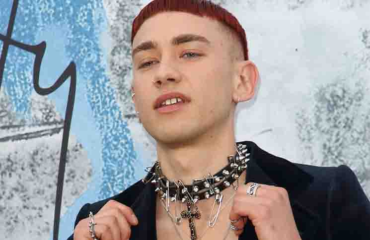 Olly Alexander - Serpentine Gallery Summer Party 2019
