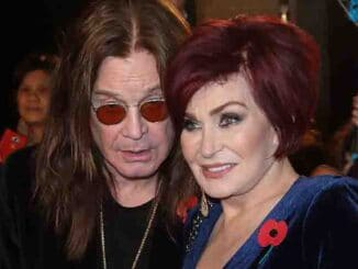 Ozzy Osbourne and Sharon Osbourne - Pride of Britain Awards 2017
