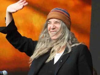 Patti Smith - 2016 Barclaycard British Summer Time Hyde Park