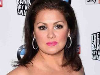 Anna Netrebko - South Bank Sky Arts Awards 2015