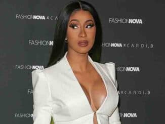 Cardi B - Fashion Nova x Cardi B Collection Launch Party