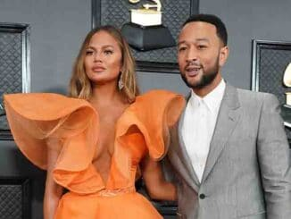 Chrissy Teigen, John Legend - 62nd Annual GRAMMY Awards