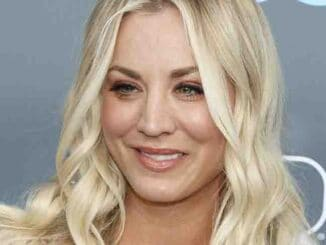 Kaley Cuoco - The 23rd Annual Critics' Choice Awards