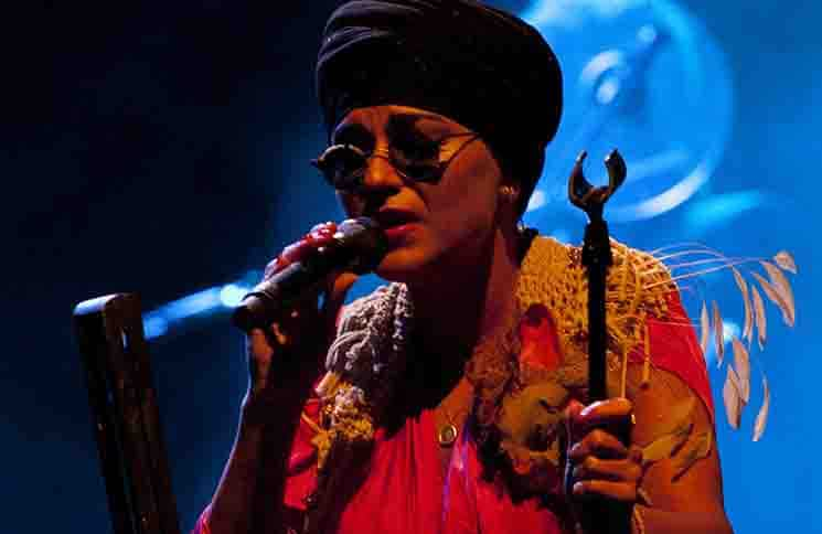 Melody Gardot in Concert at the Price Circus Theatre - July 21, 2012