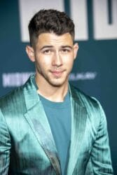 "Nick Jonas - Lionsgate's ""Midway"" World Premiere"