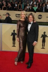 Nicole Kidman, Keith Urban - 24th Annual Screen Actors Guild Awards - Arrivals
