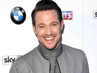 Will Young - South Bank Sky Arts Awards 2015 - Arrivals