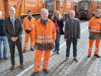 Drehstart - Die Drei von der Müllabfuhr