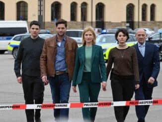 """ZDF: """"SOKO Stuttgart"""" mit Verstärkung in neue Staffel"""