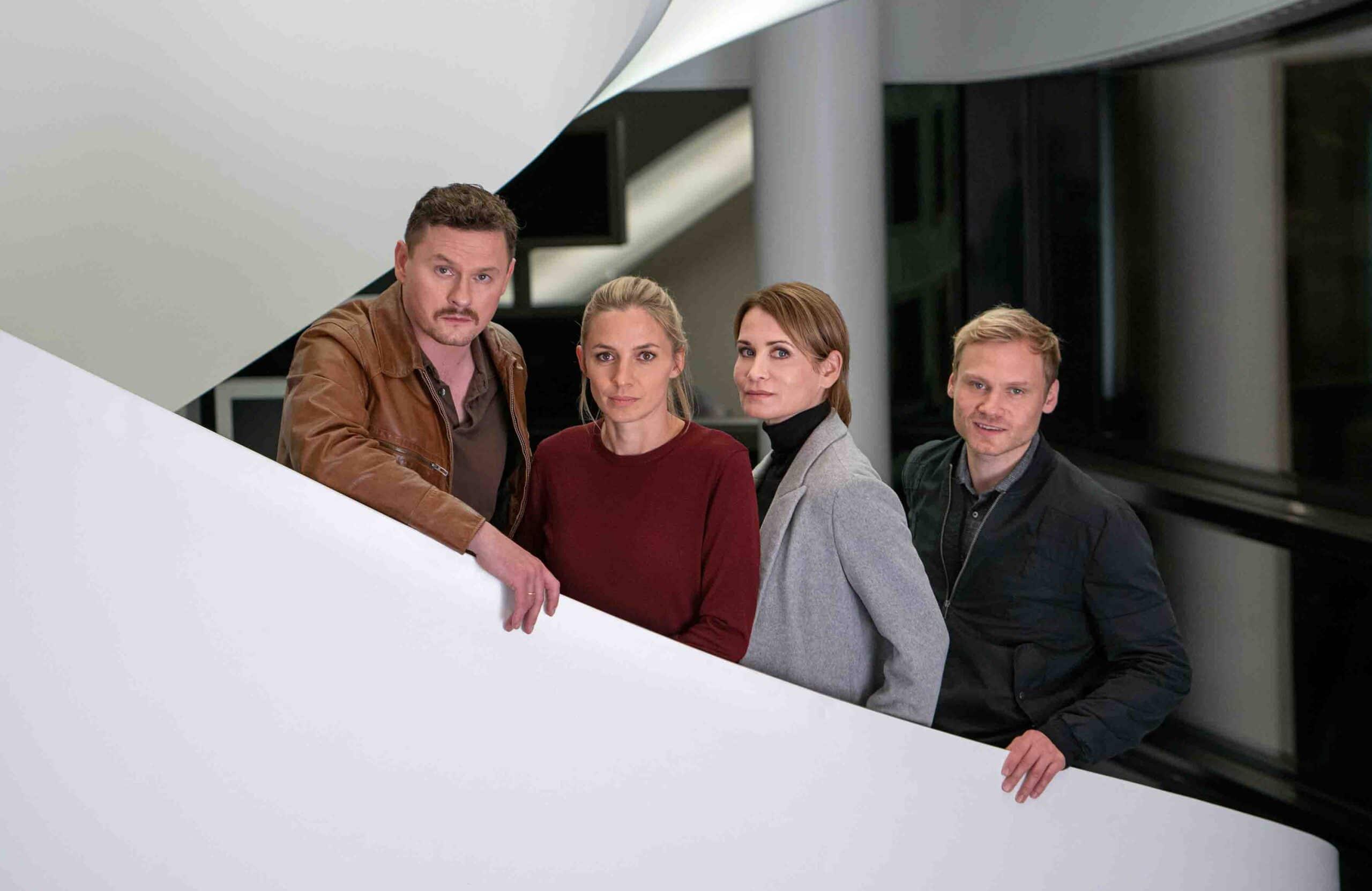 """ZDF dreht zwei neue Filme von """"Das Quartett"""""""