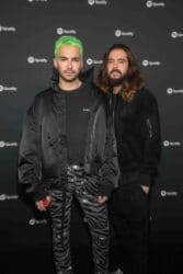 Bill Kaulitz, Tom Kaulitz - Spotify Best New Artist 2020 Party